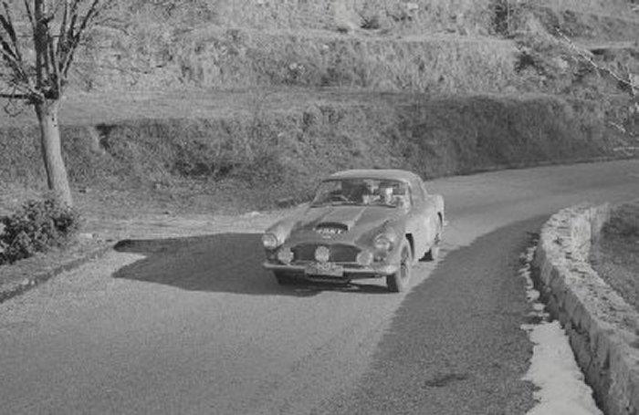 Rallye Monte Carlo 1962